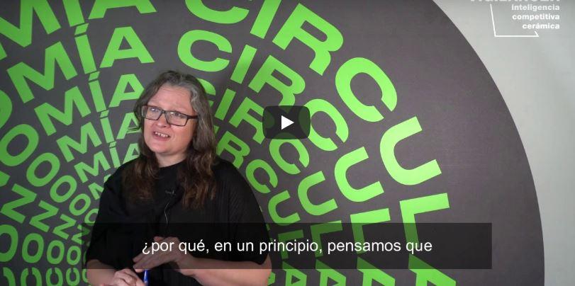 Katie Beverly. Economía circular VIGILANCER