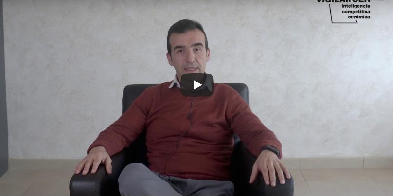 Javier García con CeramiTherm para Vigilancer